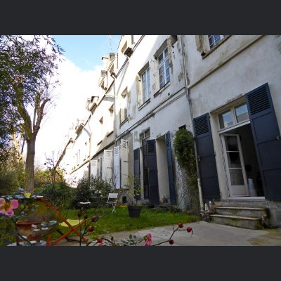 Paris prend l'air - jardin - couvent - appartement - maison - loft - 93 - 92 - Paris